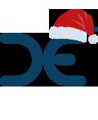 IATDE Xmas Logo
