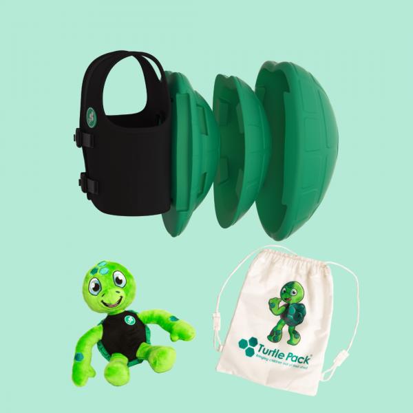 Turtle pack kit